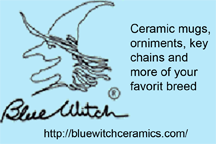 Blue Witch